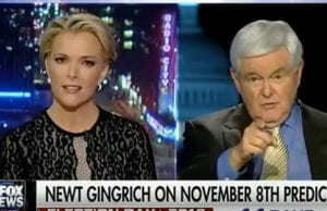 megyn kelly and newt gingrich