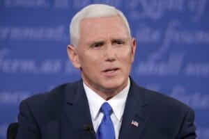 Mike Pence hamilton Vice Presidential Debate Oct. 4, 2016