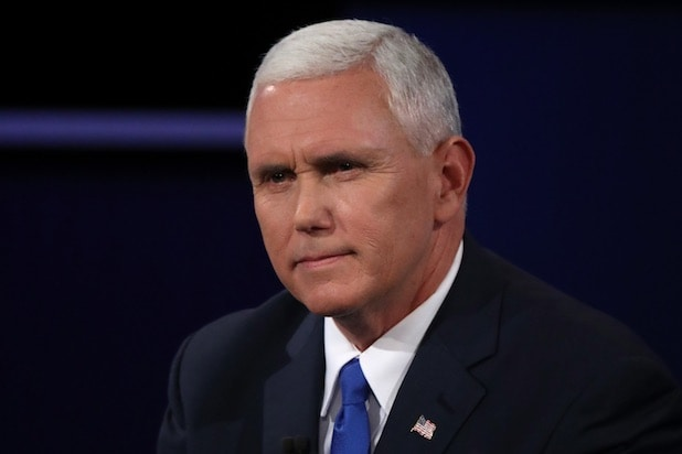 Mike Pence Vice Presidential Debate Oct. 4, 2016