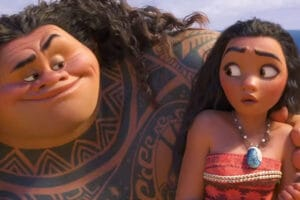 Dwayne Johnson Sings in Moana