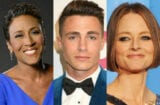 National Coming Out Day Robin Roberts Colton Haynes Jodie Foster