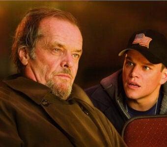 The Departed 10th Anniversary Leonardo DiCaprio Jack Nicholson Mark Wahlberg Martin Scorsese Matt Damon