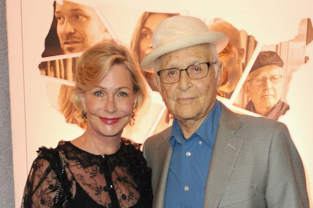 Norman and Lyn Lear