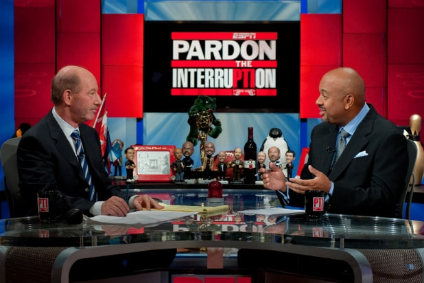 PTI' Hosts Tony Kornheiser, Mike Wilbon Sign ESPN Contract Extensions