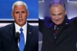 Mike Pence Tim Kaine VP Debate