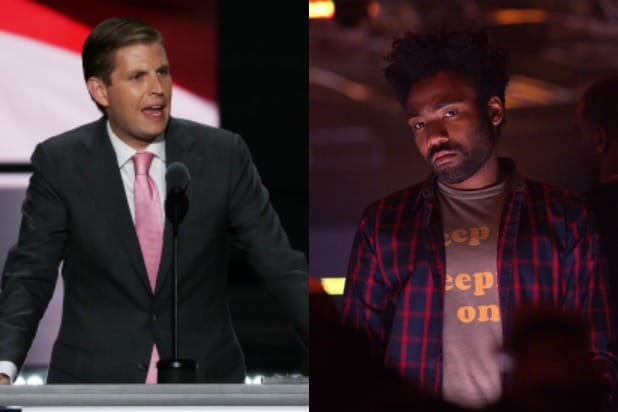 1e8f3f9f878eb Find Out What Eric Trump and Donald Glover s  Atlanta  Character Have in  Common