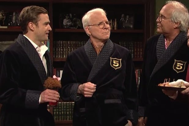 snl saturday night live five timers club