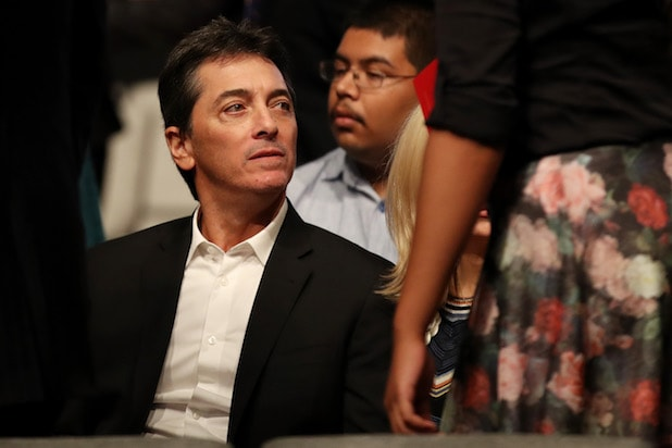 Scott Baio Final Presidential Debate Between Hillary Clinton And Donald Trump Held In Las Vegas