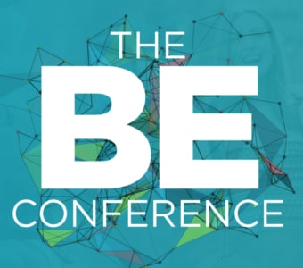 Be Conference logo