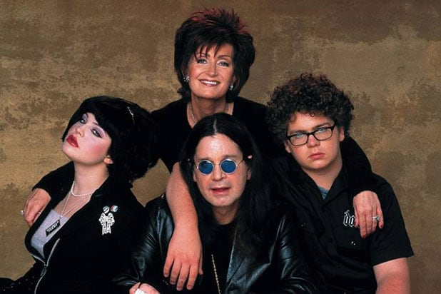 The Osbournes MTV