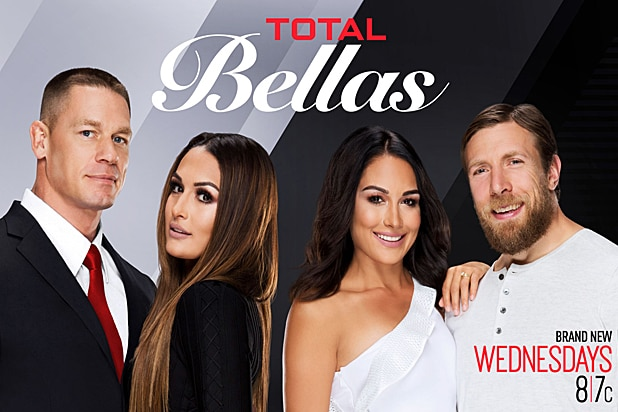 WWE's Nikki and Brie Bella on Why 'Total Bellas' Is Nothing Like Other Reality Shows