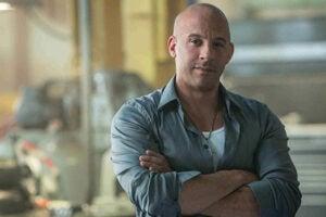Vin Diesel Furious 7 fast 8