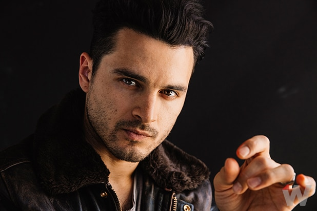 "Michael Malarkey, ""The Vampire Diaries"""