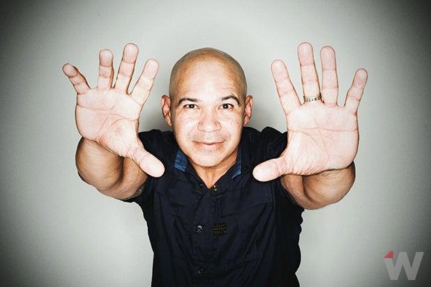 """""""Shameless"""" Stunt Coordinator Eddie Perez"""