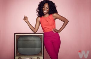 Yvonne Orji from Insecure
