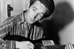 woody guthrie fred trump donald trump