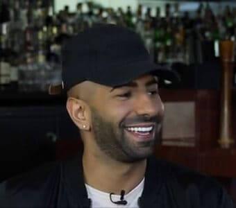 Yousef Erakat Drinking With the Stars