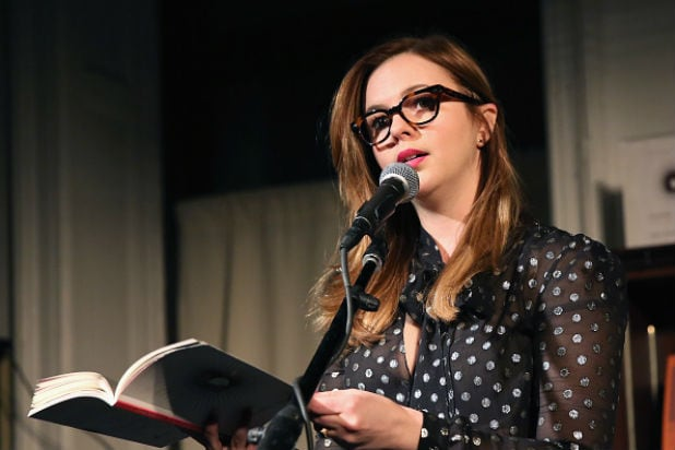 Amber Tamblyn Tells James Woods: 'I'm Done' With Disbelief