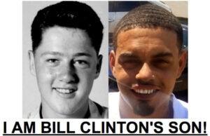 bill clinton son drudge Danney Williams Clinton