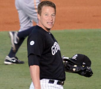 billy bush minor leaguer