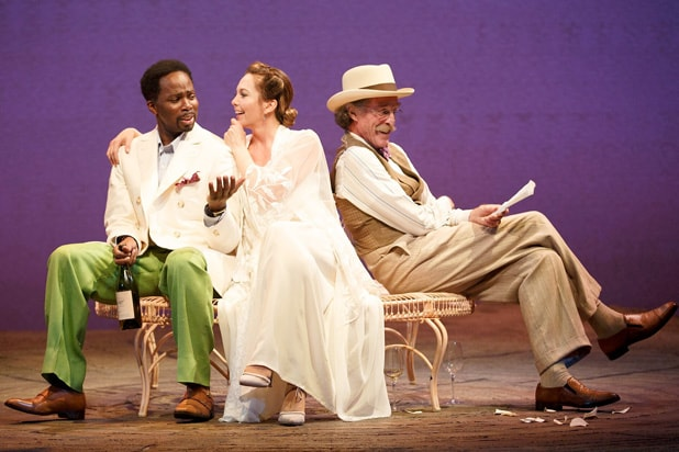 Diane Lane, Joel Grey, and More Open in Broadway's The Cherry Orchard