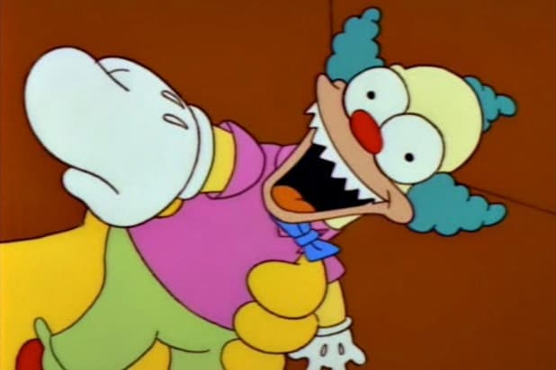 clown without pity simpsons