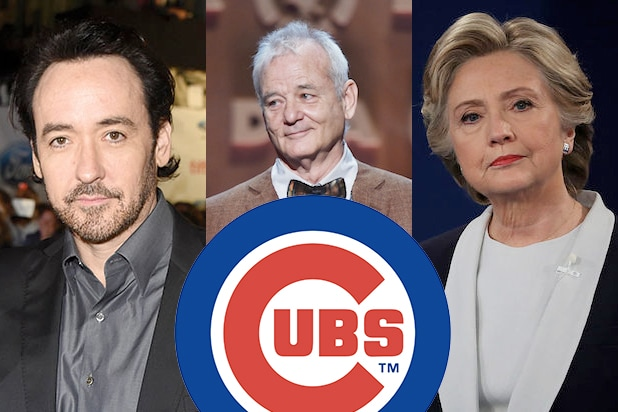 Stars Who Are Cubs Fans