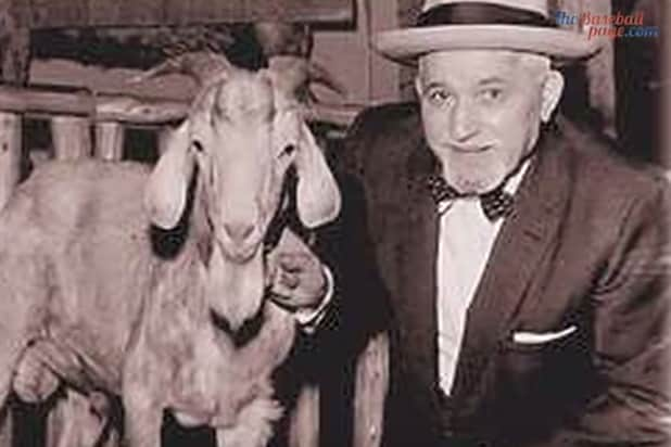 Cubs Curse of the Billy Goat