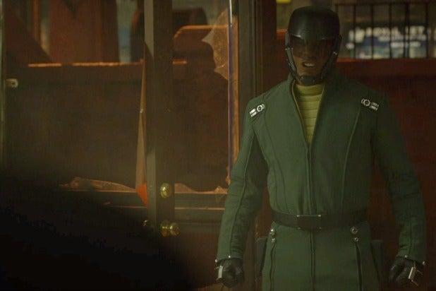 diamondback green hammertech suit luke cage