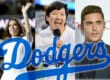 Stars Who Root for the Dodgers