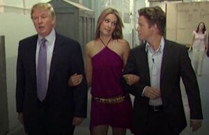 Donald Trump Billy Bush, Arianne Zucker