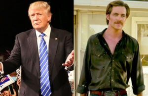 donald trump chris pine hell or high water