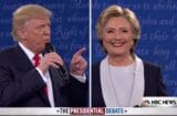donald trump hillary clinton second presidential debate special prosecutor