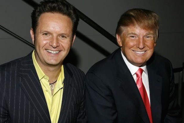 mark burnett donald trump the apprentice trump tapes hot mic