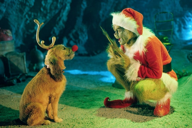 how the grinch stole christmas jim carrey ron howard