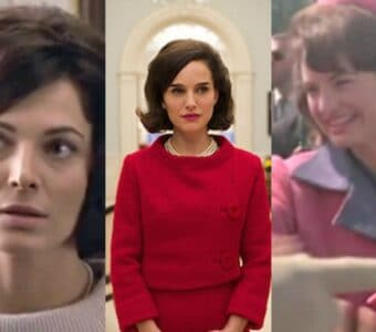 jackie kennedy actresses