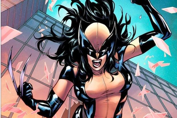 x-23 lady wolverine logan
