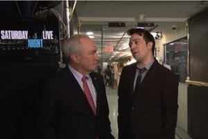 lin-manuel miranda snl saturday night live not throwing away my shot lorne michaels