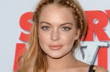 """Scary Movie 5"" premiere Lindsay Lohan"