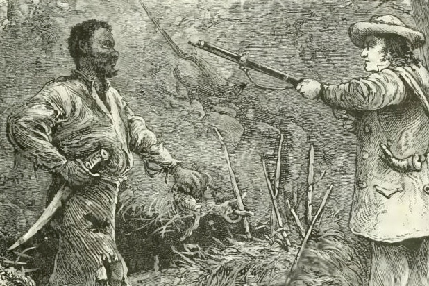nat turner rebellion with thesis statement Remember or memorialize nat turner today nat turner's fierce rebellion you are, however, welcome to bring in limited evidence from outside sources but you must cite your sources using endnotes or footnotes.