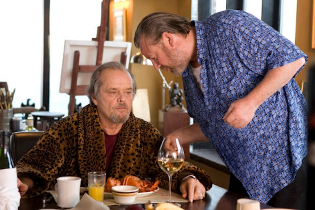 Ray Winstone The Departed 10th Anniversary Leonardo DiCaprio Jack Nicholson Mark Wahlberg Martin Scorsese