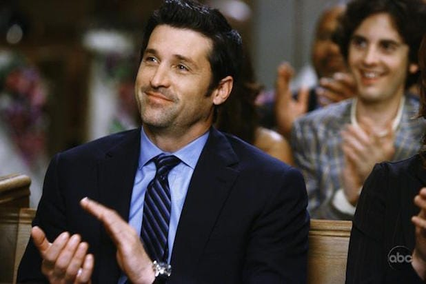 Patrick Dempsey Is Returning to TV in First Role Since 'Grey's Anatomy'