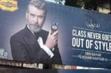 pierce brosnan pan bahar india