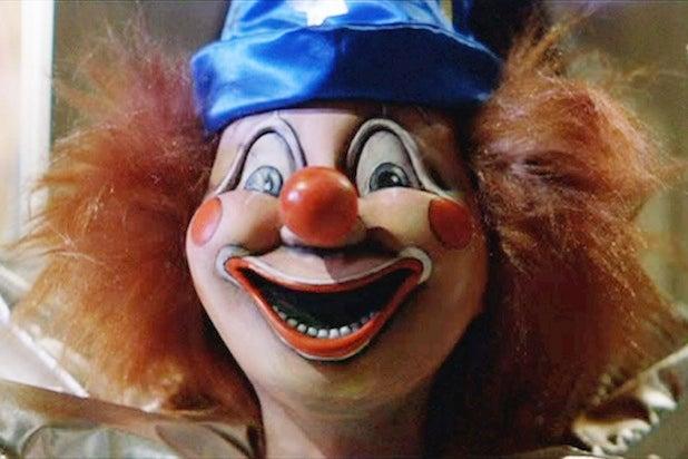 poltergeist clown doll
