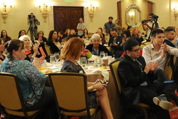 power women breakfast los angeles 2016 crowd shot