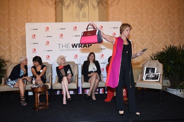 power women breakfast los angeles 2016 ferragamo charity auction