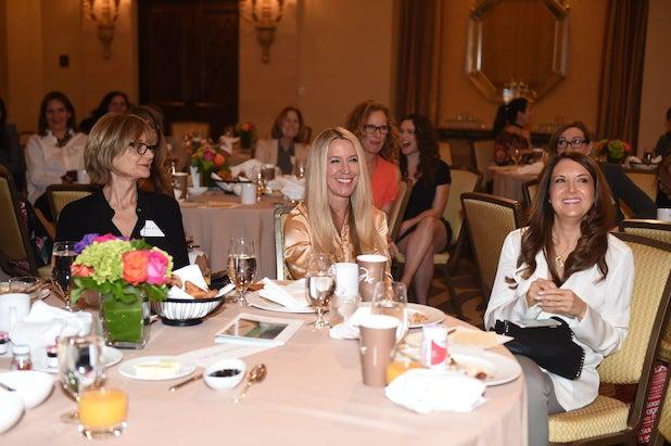 power women breakfast los angeles 2016 guests