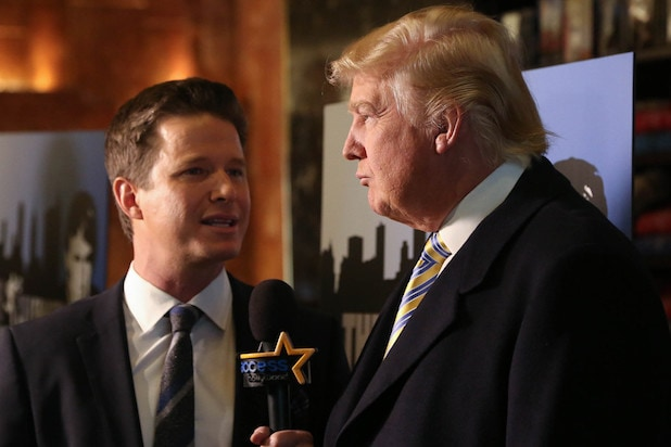 Donald Trump, Billy Bush Access Hollywood