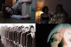 the conjuring blair witch project texas chainsaw