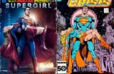 Supergirl Crisis Cover Split